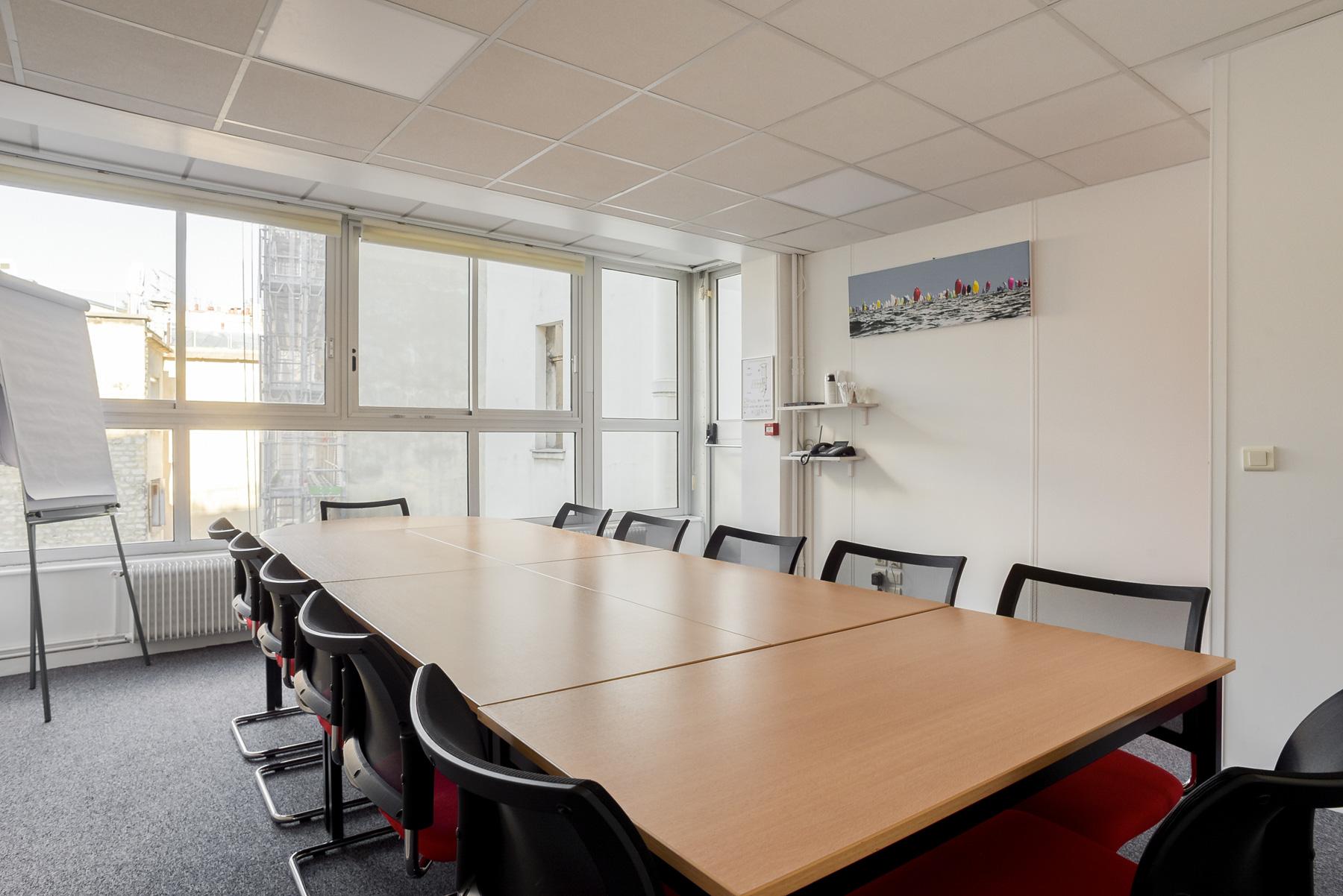 Salle de réunion Paris 8