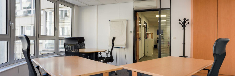 Bureaux meublé à louer Paris 8
