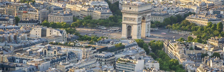 Champs Elysées centre affaires